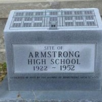 Armstrong High Marker