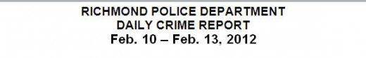 daily crime report 20120213